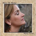 Here at Home - Mary Verdi cd