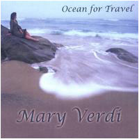 Ocean for Travel - Mary Verdi CD