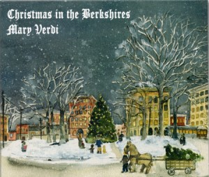 Christmas in the Berkshires CD by Mary Verdi